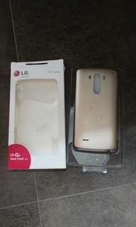 LG3 韓國制Quick Circle Case