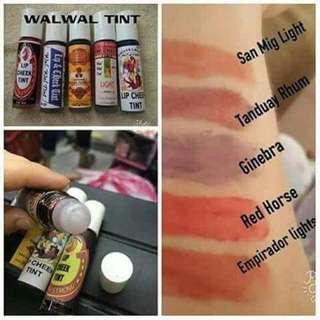 Walwal liptint 🍻