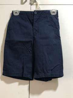 Navy Blue Shorts