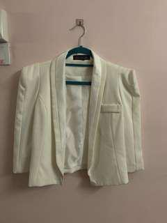 Blazer (Cream colour)