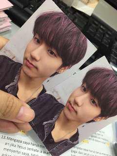 Stray Kids Photocard - Han Selfie vers.