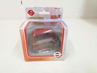 jotus qb bus 英國倫敦運輸局 RM q版巴士模型