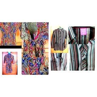 2 baju take all 30000