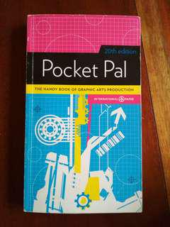 POCKET PAL: The Handy Book for Graphic Arts Production