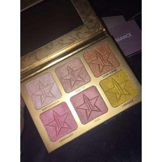 Jeffree Star 24K Gold Highlighter