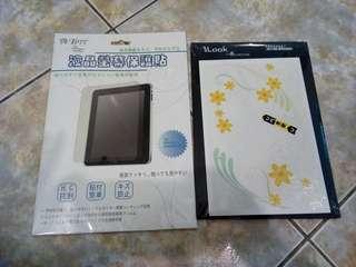 代售 平板螢幕保護貼×2合售
