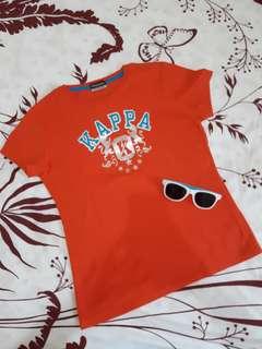 Kappa tshirt size XL