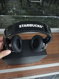 🚚 星巴克紀念款藍芽耳機
