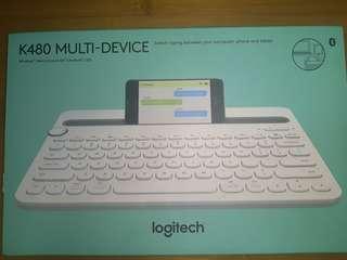 LOGITECH K480 藍芽鍵盤