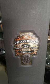 Chivas 25yrs 700ml