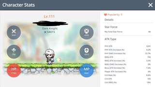 Maplestory M account