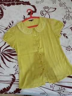The Executive blouse size L