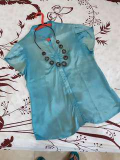 The Executive blouse size L