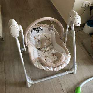 Baby One Automated Rocker (5-Speed)