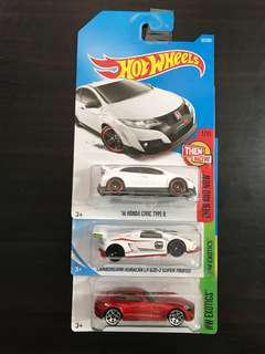 Hot Wheels Mainline Set