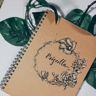 🚚 Teacher's Day customised notebooks
