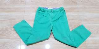 Preloved Gingersnaps green pants size 6 - 71cm
