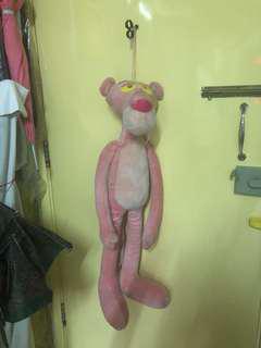 傻豹公仔Pink Panther