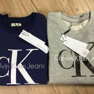 Calvin Klein Jeans Sweater - 9 Colours
