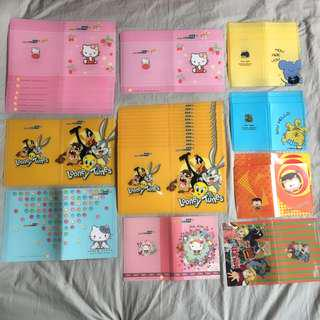 [全新] 卡通 4R 3R 相簿 (大量) 快圖美 album Hello Kitty Looney Tunes Sanrio 華納 Warner Bros 翠兒 賓尼兔 塔斯狗 Bugs Bunny Tweety Daffy Duck Tasmanian Devil Taz 鋼之鍊金術師