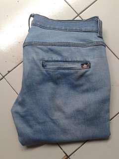 2 Jeans borongan ada minusnya