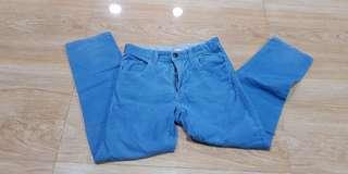 Preloved H&M pants 8 to 9 yrs old -79.cm