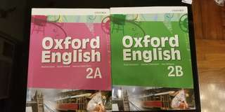 Oxford English 2A&2B