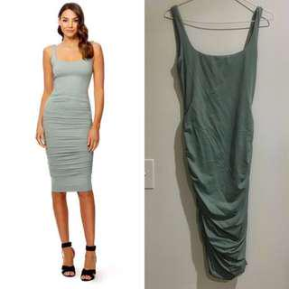 KOOKAI SOLD OUT Halsey Dress Green Size 1(6-8)