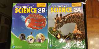 Interactive Science 2A&2B