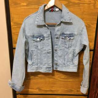 H&M Denim Jacket  / Small to Medium