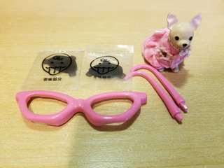 Blythe 原裝眼鏡 配件