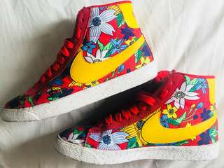 Nike Dunk Hi Skinny Print Aloha Pack -AUTHENTIC