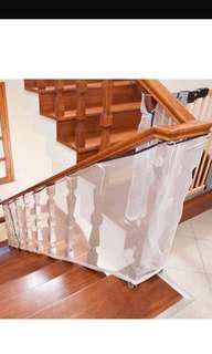 Staircase/ balcony protector
