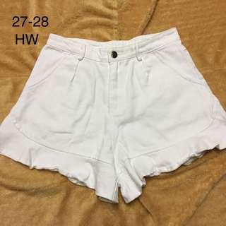 HW Highwaist Denim Shorts 5
