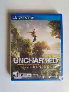 Unchartered: Golden Abyss (BRAND NEW)