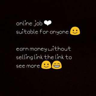 Online job 😁
