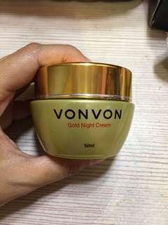 Night cream  vonvon