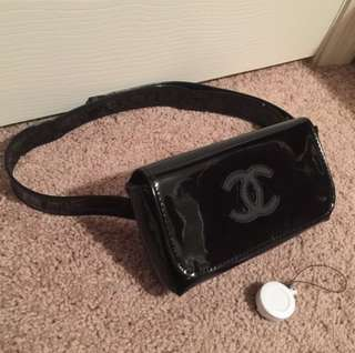 Chanel authentic waist bag tas pinggang vip gift