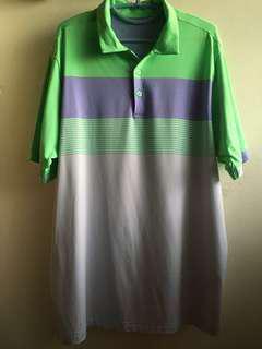 Antigua Dri-Fit Collared Tshirt, Size L/XL