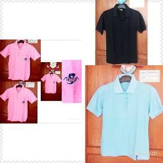 4 polo shirt take all  25000