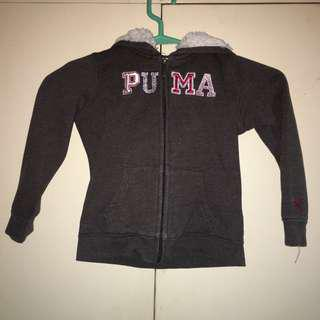 Authentic Puma Fur Jacket