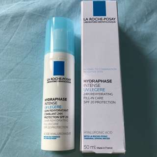 LA ROCHE-POSAY HYDRAPHASE UV INTENSE RICH