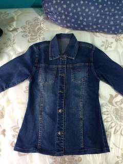 Denim jacket (TURUN HARGA)