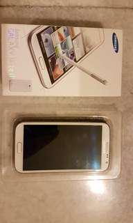 Galaxy Note II for Sale