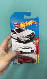 Hot Wheels Civic Set