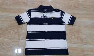 Preloved Wrangler poloshirt 6 to7 years old