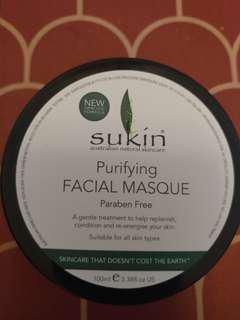 澳洲 SUKIN Purifying Facial Mask 100ml