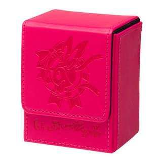 Pokemon leather deck box - slyveon