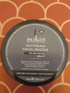澳洲 SUKIN Anti-Pillution Facial Mask 100ml