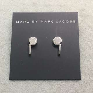 Marc Jacobs Sample Earrings 銀色哨子耳環